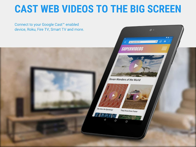 Web Video Caster 4.5.4 لـ Android