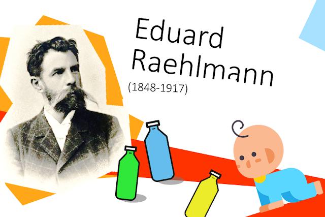 Eduard Raehlmann médico alemão experimento comportamento cores