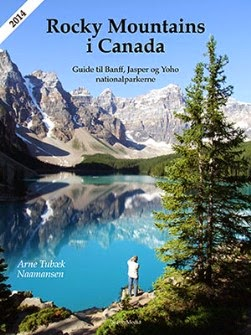 PDF eBog: Rocky Mountains i Canada. Guide til Banff, Jasper og Yoho nationalparkerne