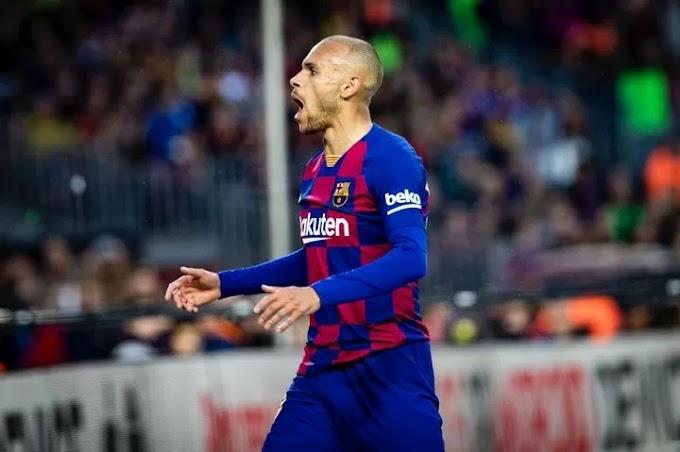 Barca 1-0 Real Sociedad: Messi pen helps Catalans go La Liga top as VAR shines