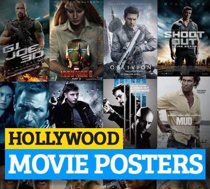 Amazing Movie Posters For You To get Inspired