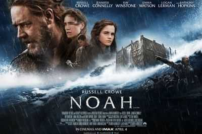 Noah 2014 Hindi English Movie Download Bluray
