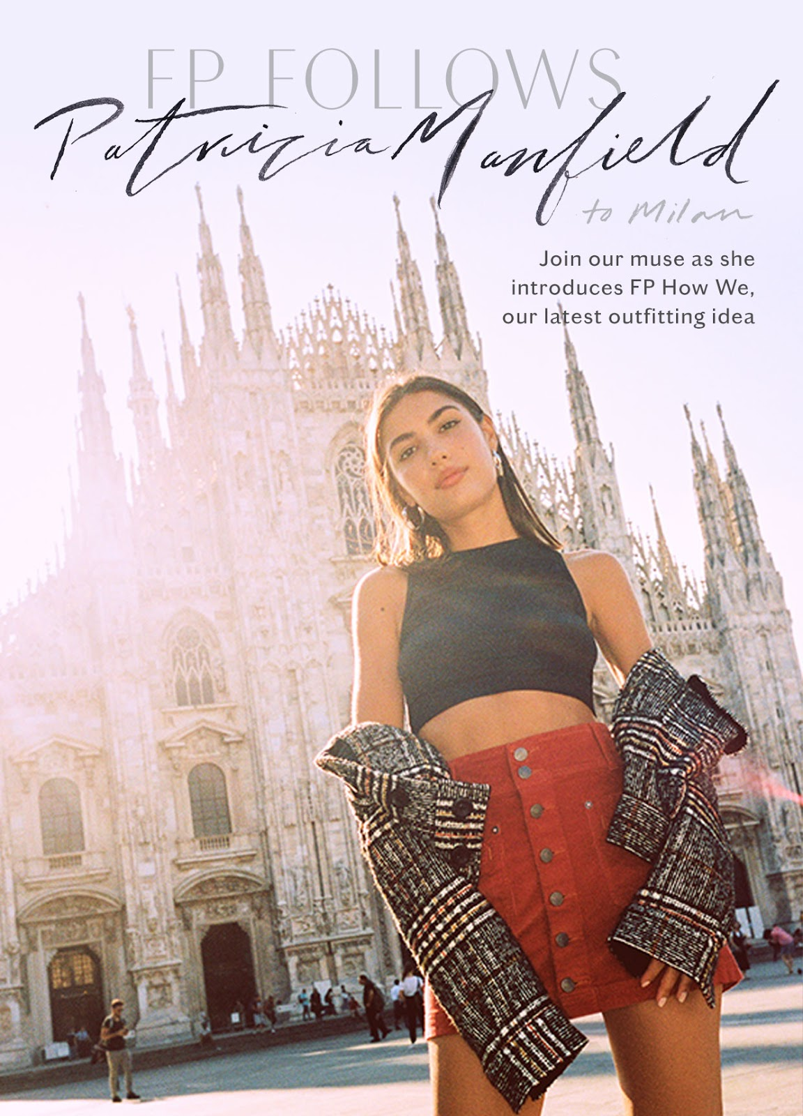 Free People x Patricia Manfield