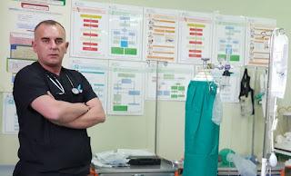 Dr.Hamëz Berisha: Mandej po thojnë rrini në Kosovë!!!!!!!