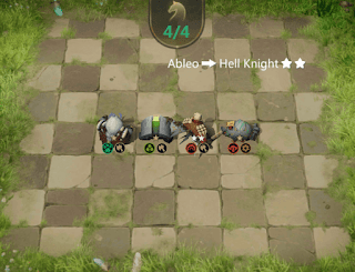 pengenalan board Auto Chess