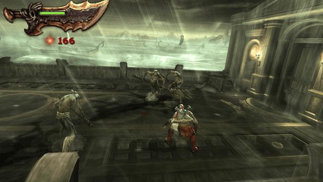 ghost of sparta menjadi game kedua seri god of war yang sukses setelah chains of olympus