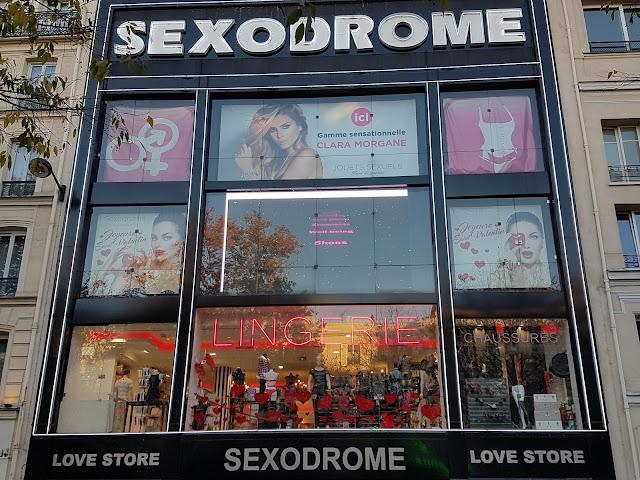 Le Sexodrome - Boulevard de Clichy