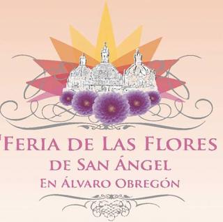 feria de las flores san ángel 2016