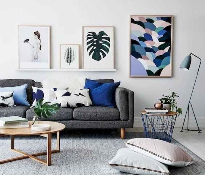 60 Cozy Minimalist Living Room Design Ideas