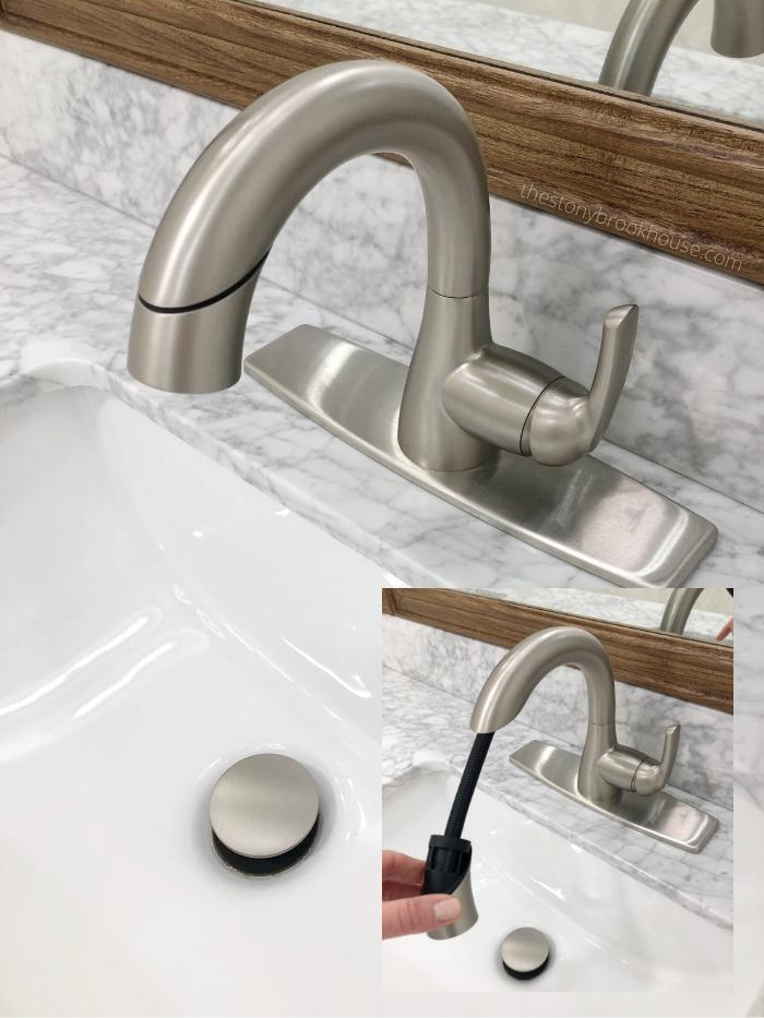 Home Depot Delta Broadmore Faucet