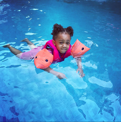 Jude Okoye shares adorable photo of his daughter as she celebrates her birthday