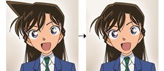 Mysteri Rahasia dibalik Rambut Ran Mouri yang aneh Gila!! Detective Conan