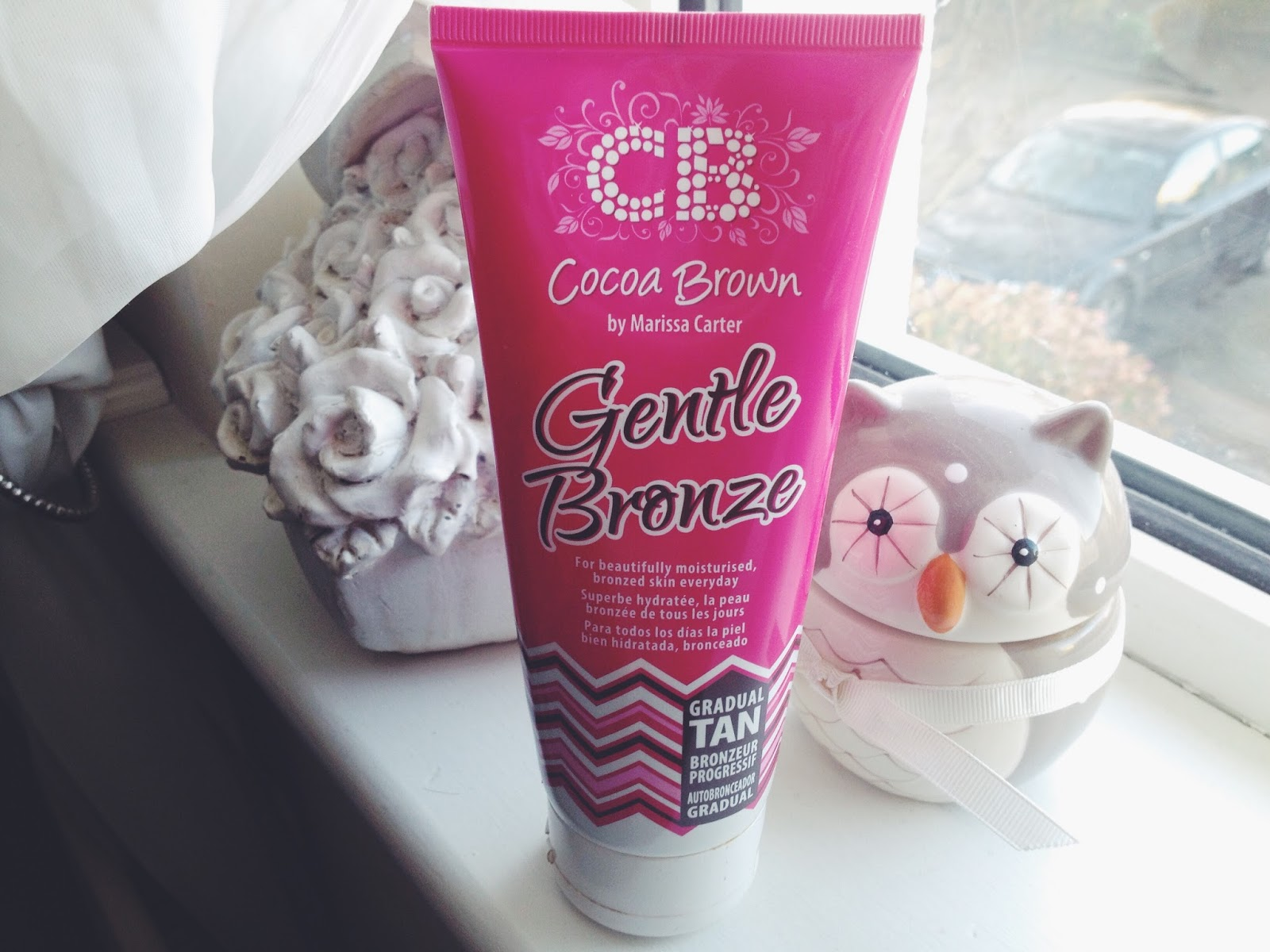 cocoa brown gradual tan