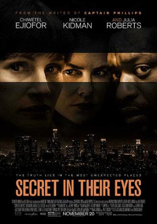 Secret In Their Eyes 2015 BRRip 720p Dual Audio Download