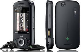 Spesifikasi Sony Ericsson W20 Zylo