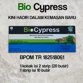 Kini hadir biocypress Ber-POM TR 182518061   Hub. Farikhin 0856-4229-2014
