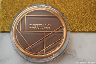 Review: CATRICE LE -  Soleil d'été - Sommer für die Haut! - Sun Stripping Bronzer - www.annitschkasblog.de