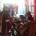 Acidente envolvendo moto e caminhão deixa homem ferido na noite desta segunda na BR 230 em Cajazeiras