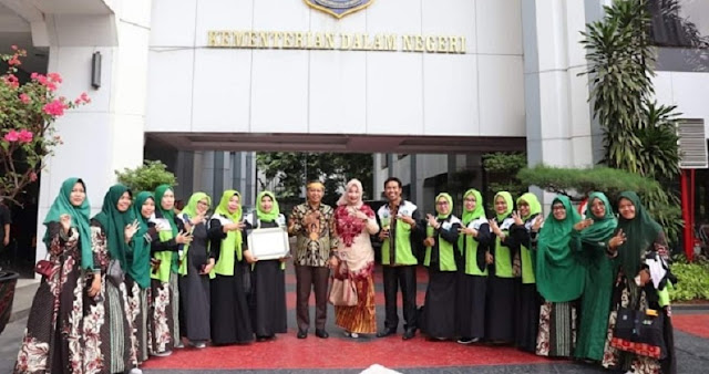 Selayar Regency Wins Champion as a Healthy Regency