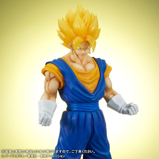 Gigantic series Super Vegetto (Ver.2) de Dragon Ball Z, PLEX