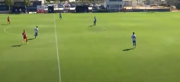 El Atlético Malagueño empata ante un difícil UD Torre del Mar (1-1)