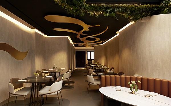 Restaurant Euphoria Singapore