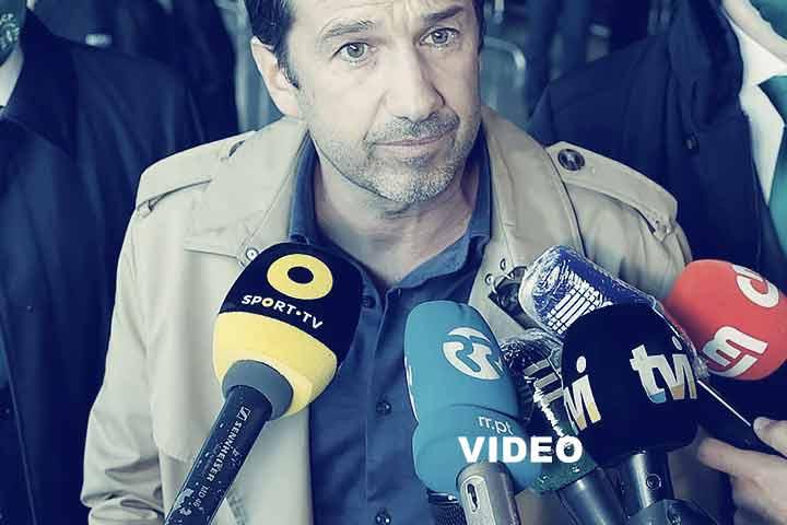 Frederico Varandas Presidente Sporting, Pinto da Costa, bandido, 2020, video,