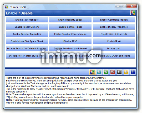 [DOWNLOAD] 7 Quick Fix: Aplikasi u/ Memperbaiki Windows 7