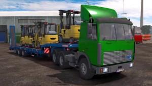MAZ 6422 v 3.0 truck mod