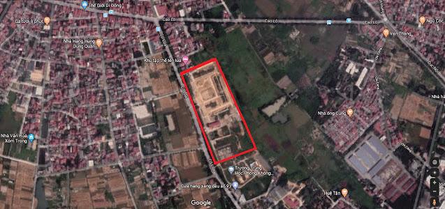 Calyx Residence Dự án 319 Uy Nỗ Cổ Loa Bộ Quốc Phòng Đông Anh Hà Nội