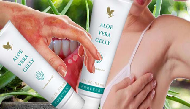 aloe vera for pimples and dark spots