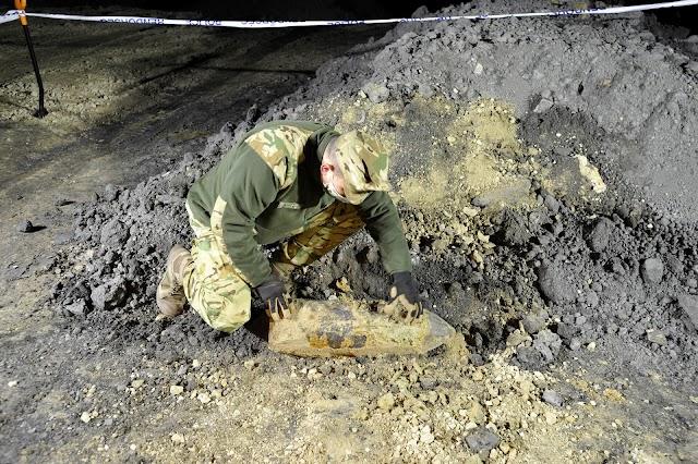 Hatástalanították a Kerepesi úton talált világháborús bombát