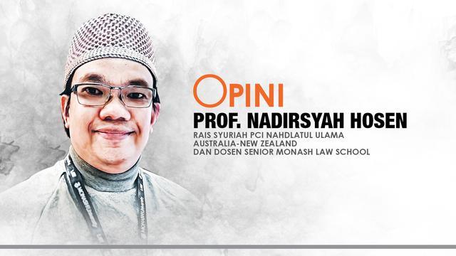 Gus Nadirsyah: HTI Penyelundup Demokrasi di Indonesia