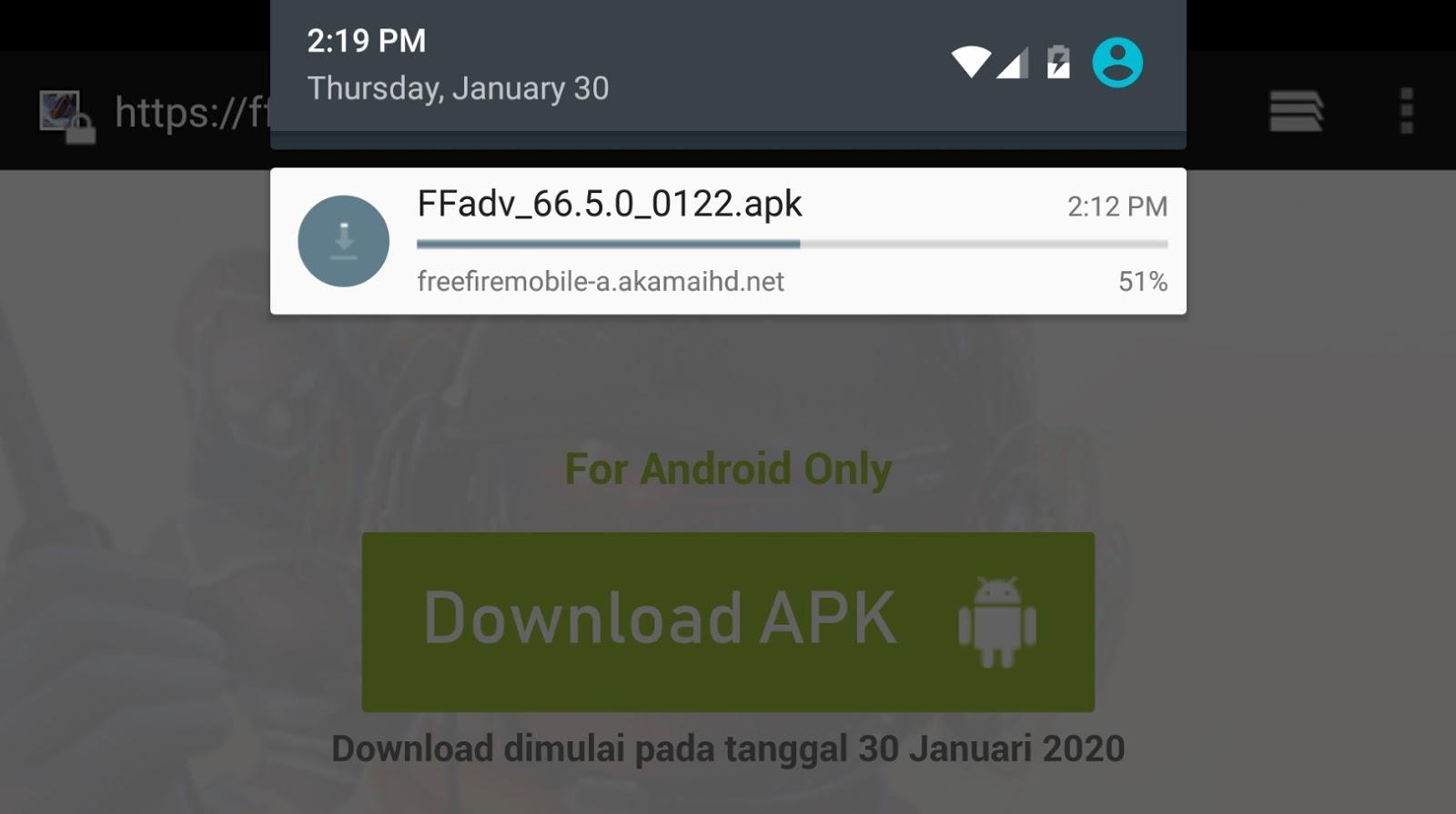 Download Advance Server Free Fire Version 66 5 0 022 Apk Februari 2020 Retuwit