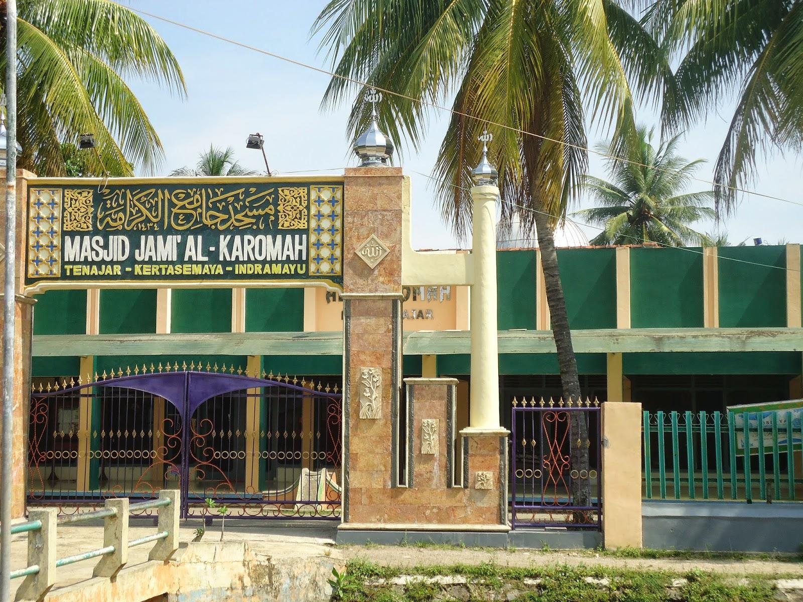 Asal-usul Desa Tenajar Kecamatan Kertasemaya
