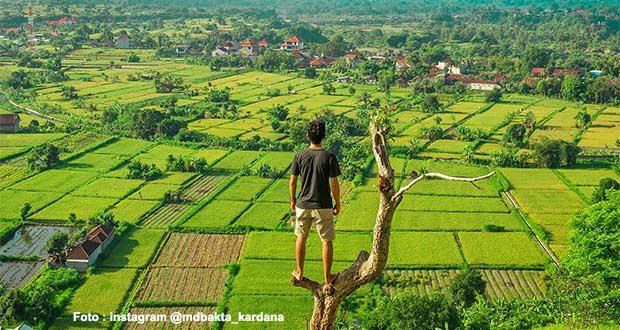 Bukit Milik, Klungkung Bali