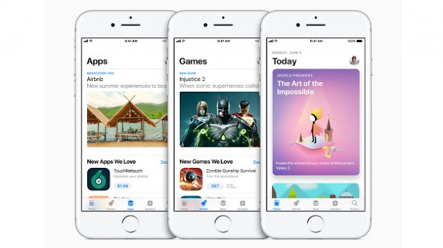 `Apple App Store | Apple's iOS 11 release date, news and features