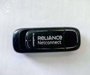 Reliance 3g modem