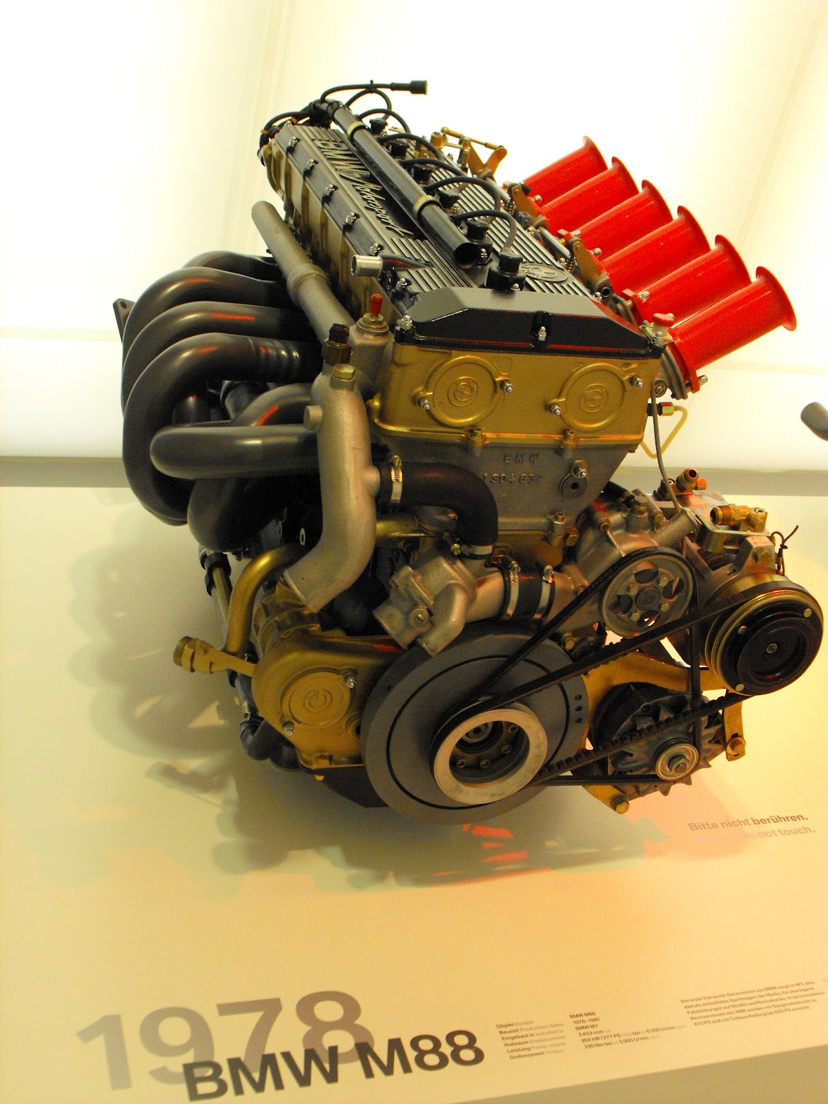 The 325is Bmw M88 M635csi E28 M5 Engine