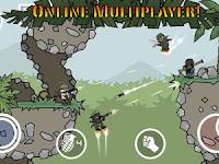 Game Doodle Army 2 : Mini Milita v2.2.86 Mod Apk (Unlimited Money) terbaru 2016