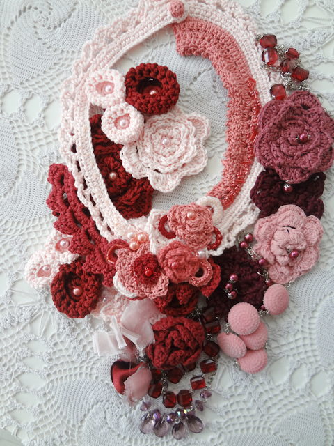 What Yarn and Thread to Choose for Your Crochet Jewelry