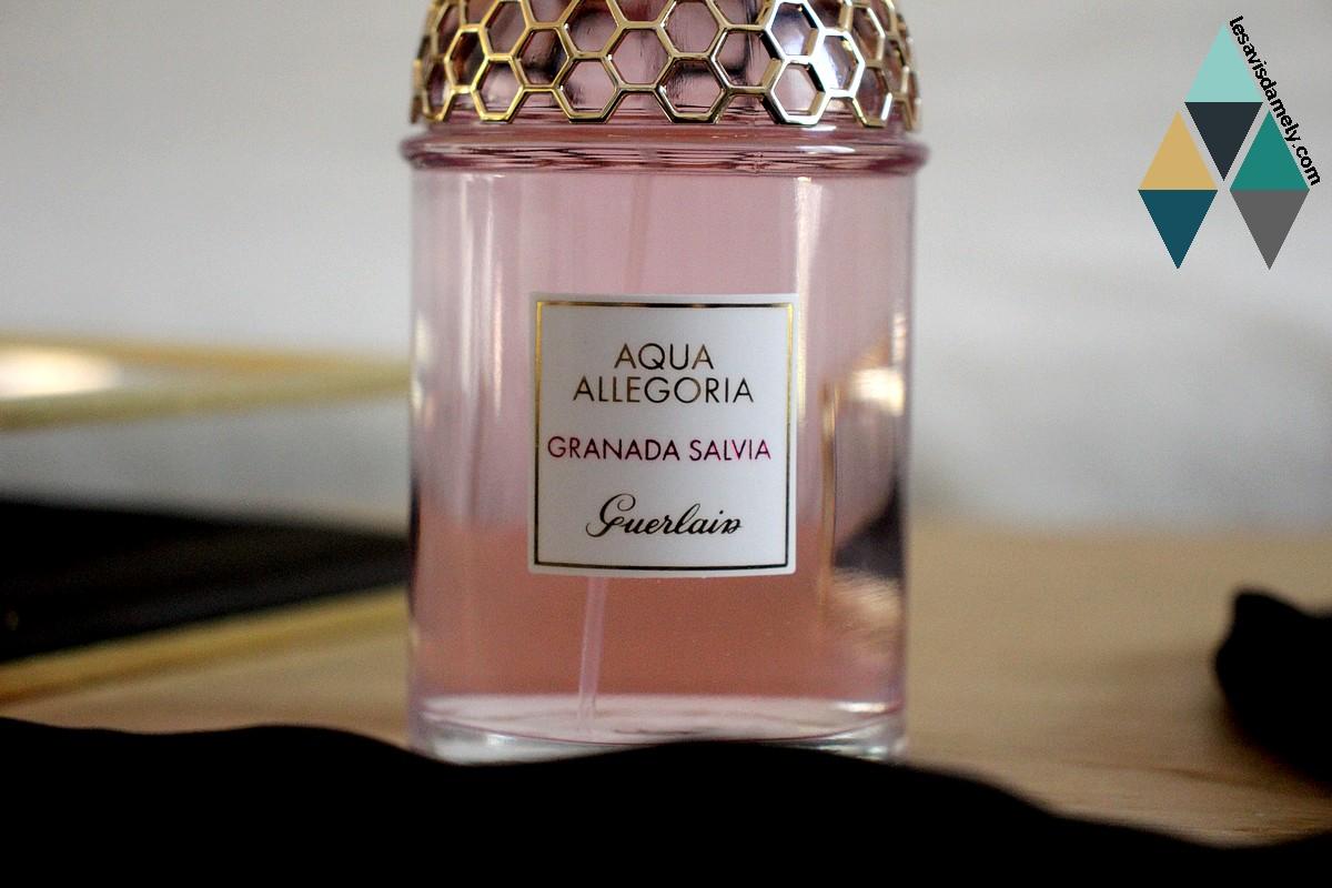 avis et test parfum guerlain aqua allegoria