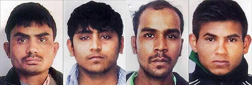 Nirbhaya case accused