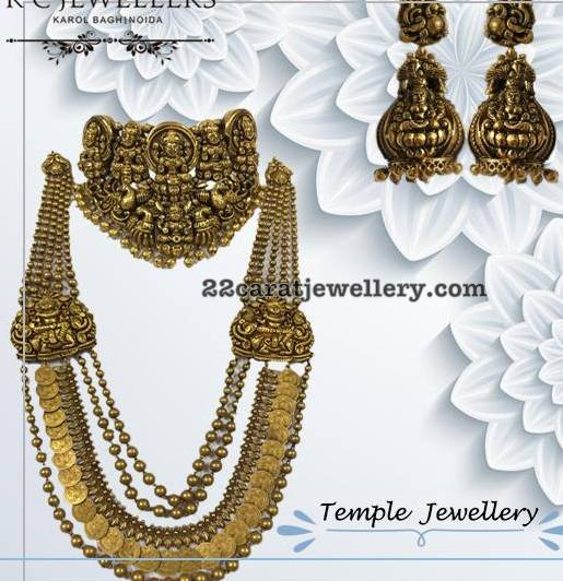 Temple Jewellery by RC Jewellers