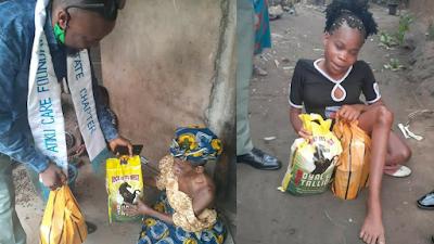 Atiku Care Foundations Akwa Ibom Helps Less Privileged (Photos)