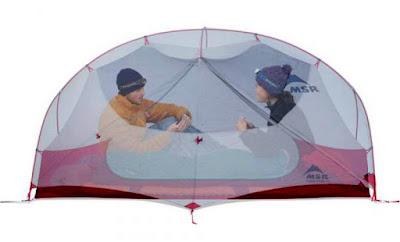 Выбор двухместной палатки – три модели для разных потребностей
