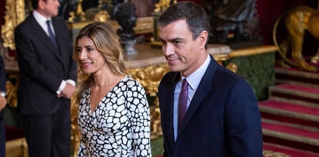 Setelah Istri PM Kanada, Istri PM Spanyol Ikut Jadi Korban Corona