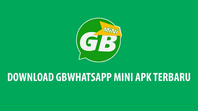 Download GBWhatsApp Mini APK Terbaru