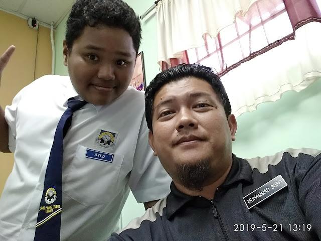 Cerita Syed Naufal dan Samuel.. anak cikgu