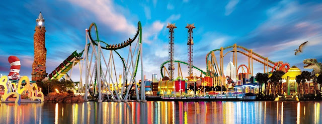 Parques da Universal Studios Orlando